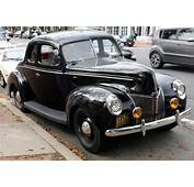 1940 Ford Standard Business Coup&233 01A Frontjpg
