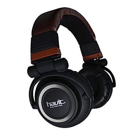 Havit Headset Stereo With Mic Hv H2092d havit 174 hv h91dj professional stereo studio dj series
