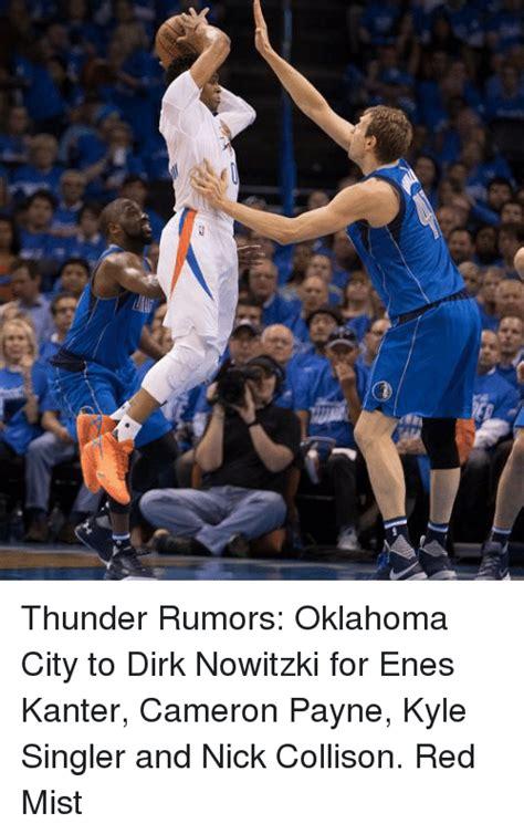 Oklahoma City Thunder Memes - 25 best memes about enes kanter enes kanter memes
