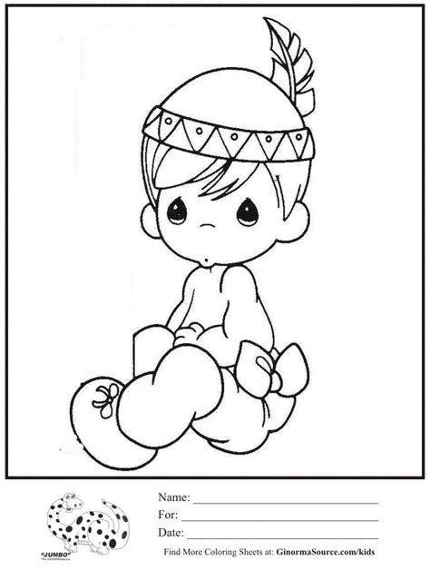 76 Best Images About Coloring Pages On Pinterest Donald Precious Moments Boy Coloring Page Free