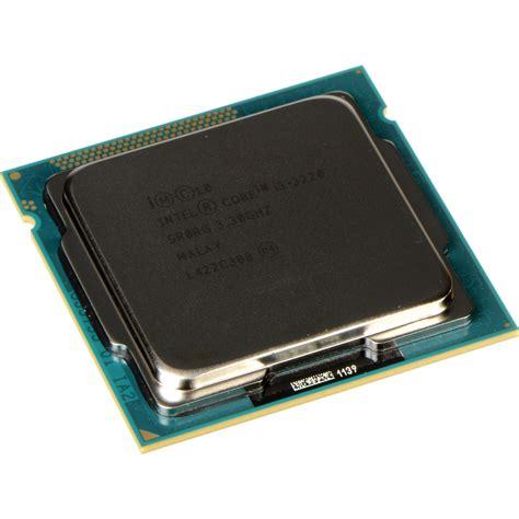 Processor I3 3220 intel i3 3220 3 3 ghz processor bx80637i33220 b h photo