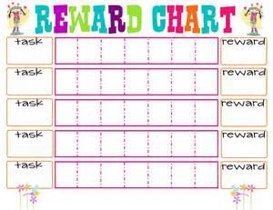 reward chart for teenagers colorful loving printable