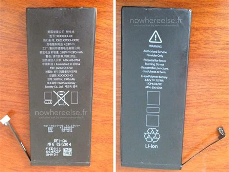 Iphone 6 6 Batre Battery Ba image gallery iphone 6 battery