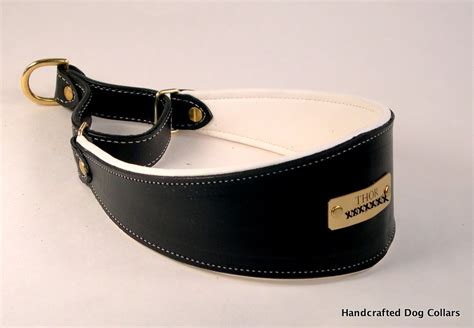 martingale collars custom leather martingale collars l leather martingale collar