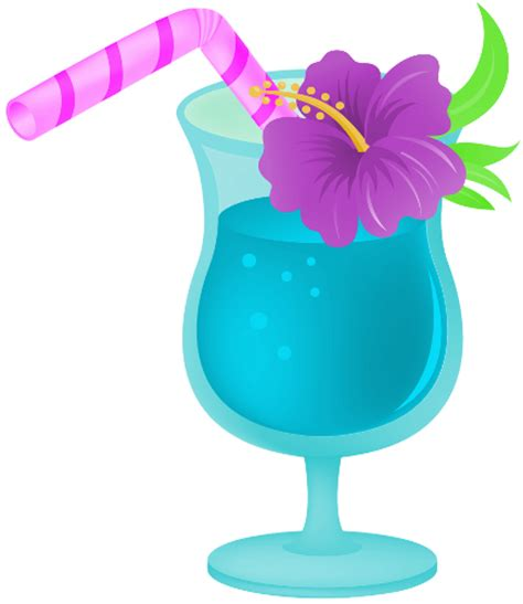 Tropical Drink Clipart tropical drink png by clipartcotttage on deviantart
