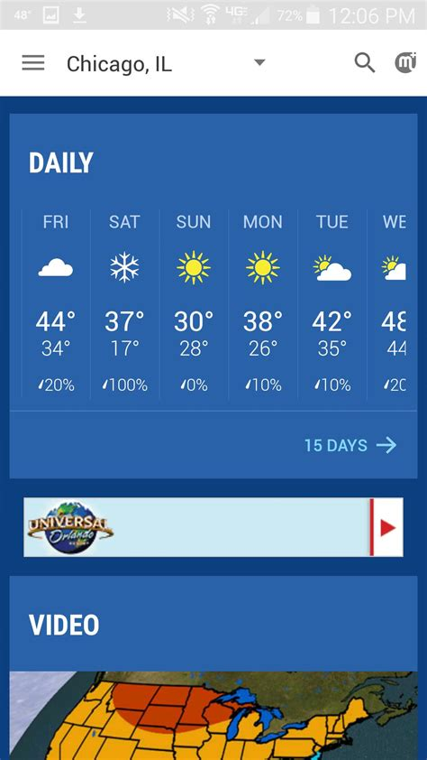 the weather channel app android the weather channel app for android gets all new home screen and added personalization for a