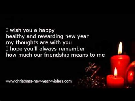 year wishes friends   friend  youtube