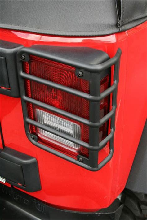 Rugged Ridge Light Guards by Free Shipping On Rugged Ridge Black Light Guards Wrangler Jk
