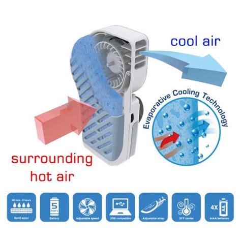 Ac Portable Lung the original handy cooler small fan mini air conditioner