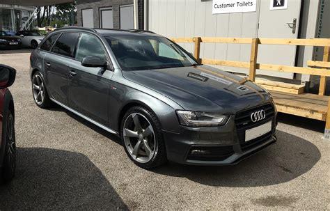 Audi A4 Avant S Line Gebraucht by Used 2013 Audi A4 Avant Tfsi Quattro S Line Black Edition