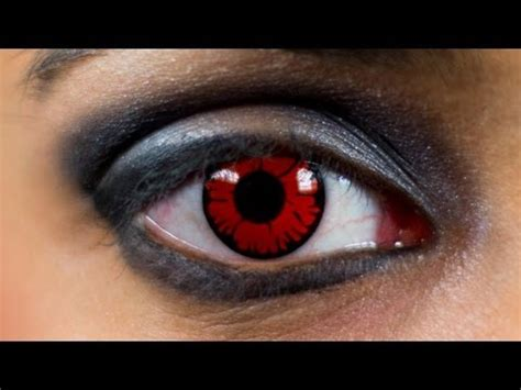 twilight volturi contact lenses youtube