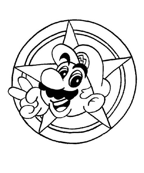 mario character coloring pages az coloring pages