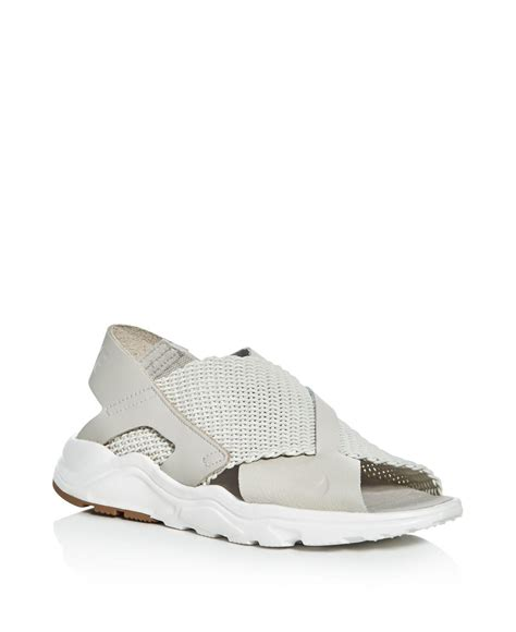 nike flats shoes lyst nike s air huarache ultra sandals