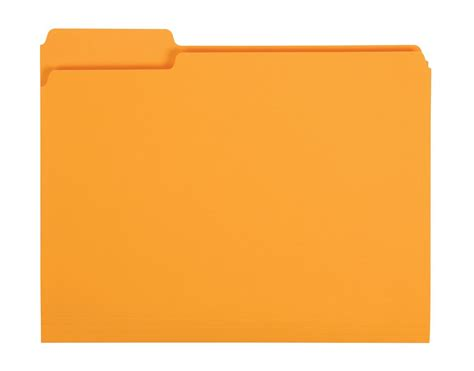 Paper Folder - file folder 3 tab letter glow assorted 24 pk