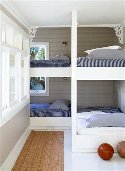 Small Room Bunk Beds Small Space Bunk Rooms Kidspace Interiors