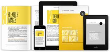 Best Books On Design by A Book Apart Responsive Web Design