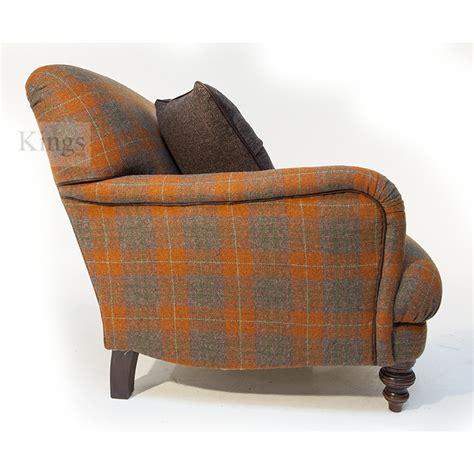 tetrad sofas tetrad harris tweed braemar petit sofa