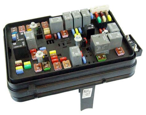 gmc terrain equinox  engine compartment fuse block box relays ebay