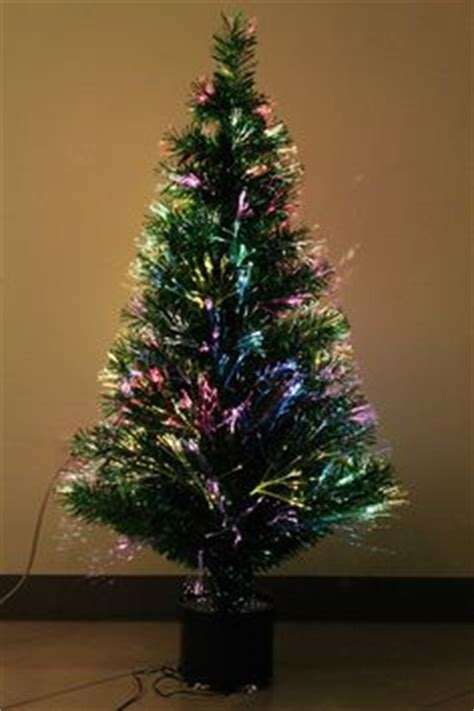 1000 images about fiber optic christmas trees on