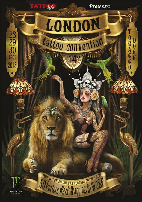 tattoo convention edmonton 2018 2018 int london tattoo convention min world tattoo events