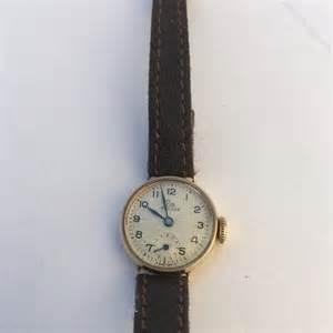 antiques atlas 9ct gold wrist date 1963