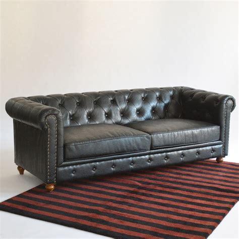 gordon chesterfield sofa gordon sofa black furniture rentals for special events