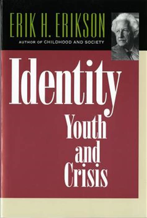 identity crisis new edition identity youth and crisis by erik h erikson reviews