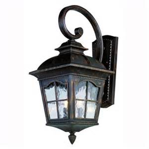 outdoor coach light bel air lighting bostonian 2 light antique rust outdoor