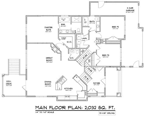 monarch homes floor plans the carter ii monarch homes
