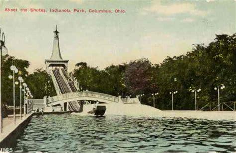 columbus ohio parks columbus bicentennial amusement parks of the past