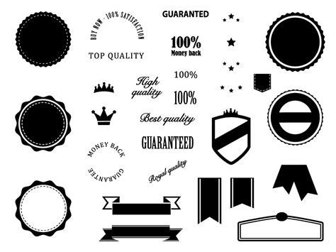 vector emblem tutorial 12 vintage badge vectors tutorials images retro badge