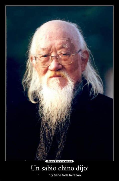 Imagenes De Un Sabio Chino Dijo | un sabio chino dijo desmotivaciones