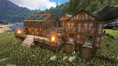 ark house design xbox one ark primitive plus mod bringt steinzeitrock mit