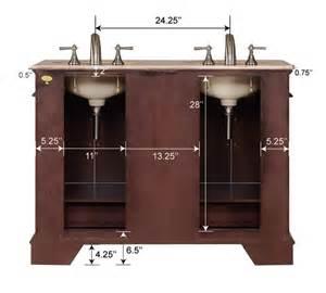 Sink Vanity Plumbing Diagram 48inch Erika Vanity Space Saving Vanity Sink Vanity