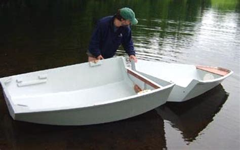 lightest layout boat take apart boats save space and are easy to transport