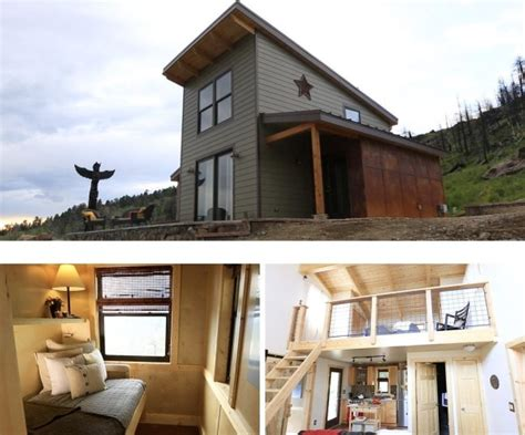 tiny home colorado top 5 tiny houses you can probably live in