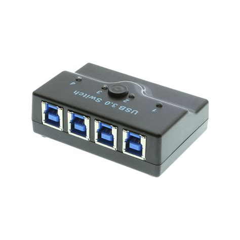 Switch Usb usb 3 0 manual 4 port ab switch 4 computers to 1 device