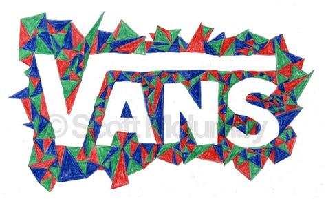 vans design logo scott molumby illustration logo designs
