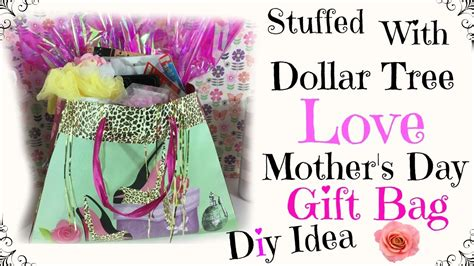 dollar tree s day diy dollar tree s day gift bag