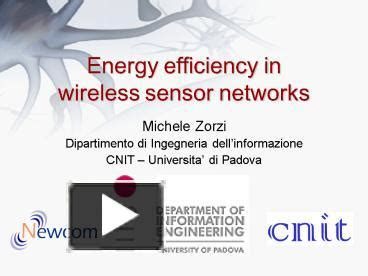 ppt templates for wsn ppt energy efficiency in wireless sensor networks