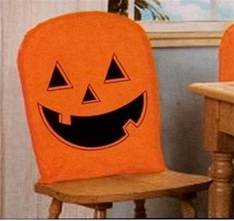 Pumpkin Chair Covers by Chair Covers When You Can T Get Enough