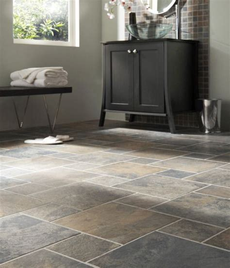 kitchen bathroom flooring style selections aspen sunset glazed porcelain indoor
