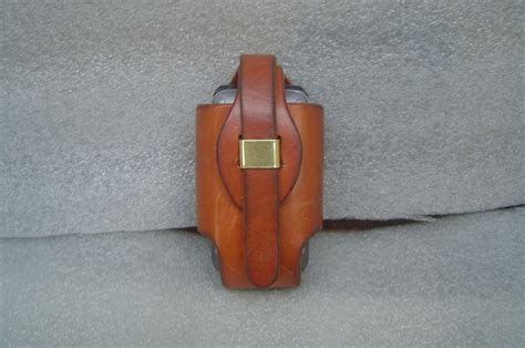 Alt J Handmade - made cell phone holder by stockman stall custommade