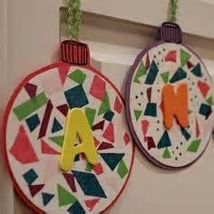 ornaments for preschoolers snippin name ornaments with bob books preschool