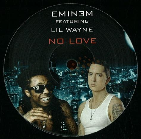 eminem ft eminem feat lil wayne no love lyrics azlyrics