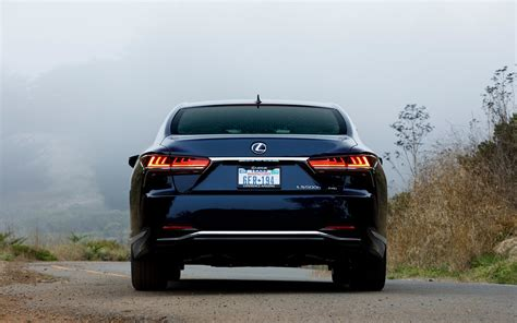 ls for less 2018 lexus ls 500h and ls 500 f sport more is less 4 22