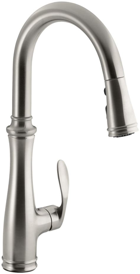 what s the best pull kitchen faucet faucetshub