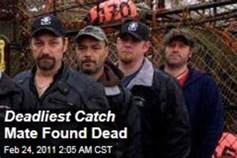 deadliest catch captain is murdered justin tennison news stories about justin tennison