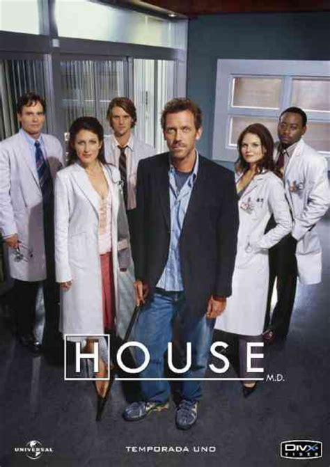 What Of Doctor Is House On Tv Serie Tv Doctor House 6 Temporadas Audio E Ingles