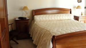 relooking chambre avec mobilier louis philippe